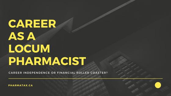Consider A Career As A Locum Pharmacist Pharma Tax