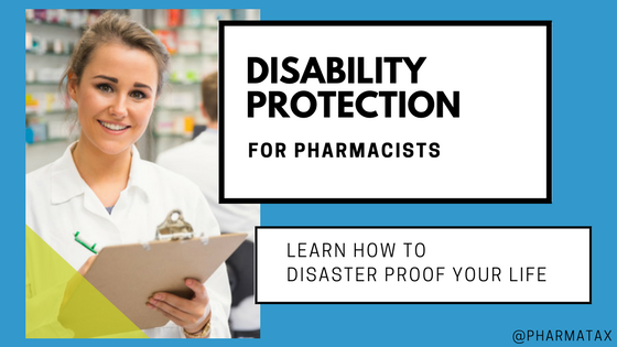 3 Reasons Why Pharmacists Need Disability Insurance