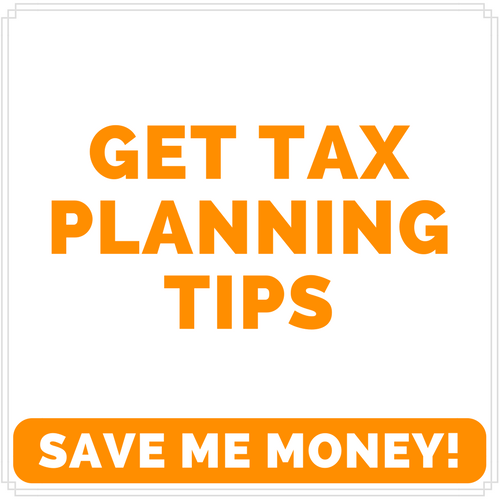 Get Tax Planning Tips