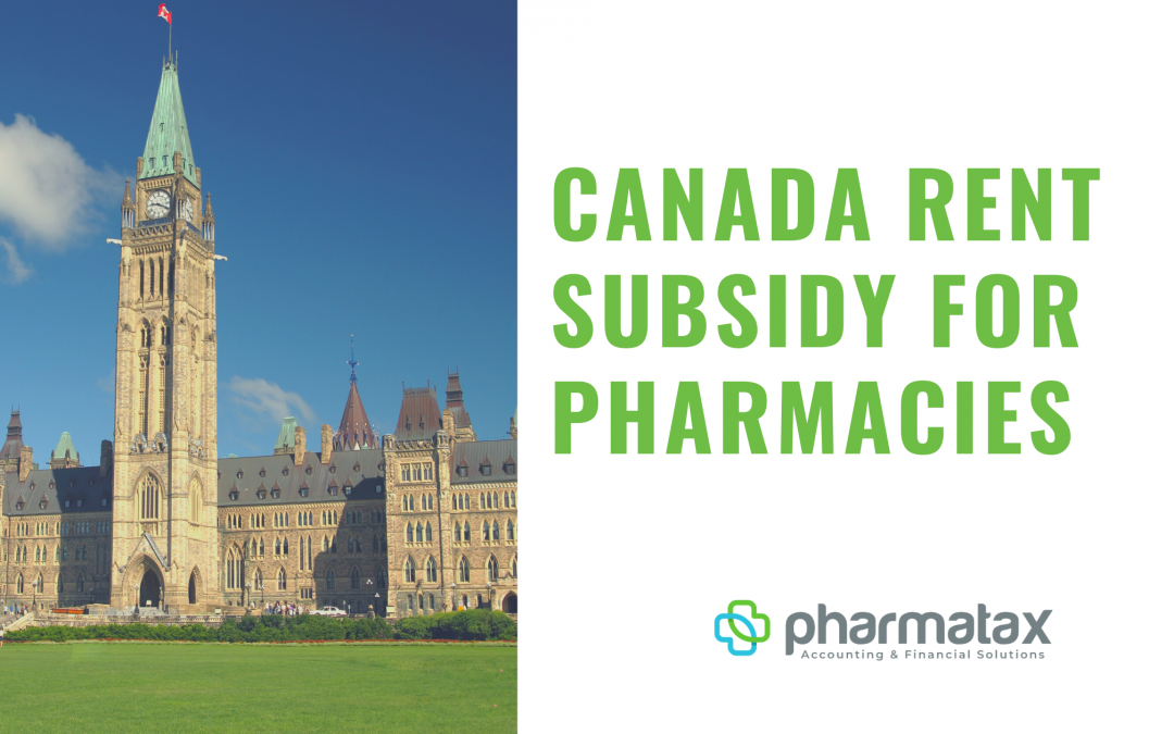 Does Your Pharmacy Qualify For the Canada Rent Subsidy?